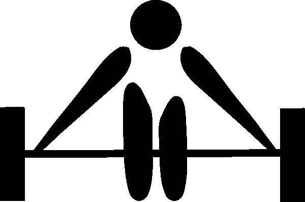 Logo Gym Clip Art At Clker Com Vector Clip Art Online Royalty Free Public Domain