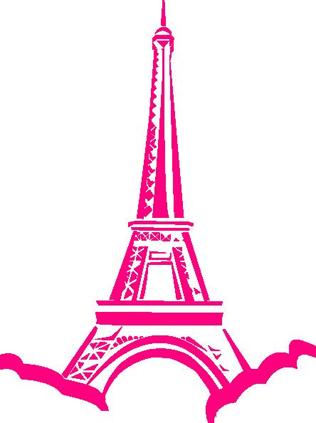 Tour Eiffel Clip Art At Clker Com Vector Clip Art Online Royalty Free Public Domain