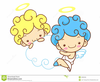 Clipart Baby Boy Angel Image