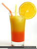 Tequila Sunrise Cocktail Image