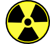 Radioactive Sign Clip Art