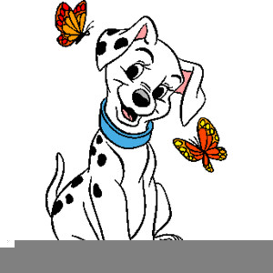 dalmatian puppies clipart free images at clker com vector clip rh clker com clipart dalmatien black and white dalmatian clipart