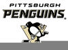 Free Pittsburgh Penguins Clipart Image
