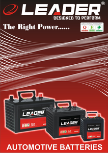 Power Batteries Flyer Image