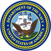 Department Of The Navy Seal Clipart Image