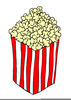 Free Kettle Corn Clipart Image