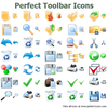 Perfect Toolbar Icons Image