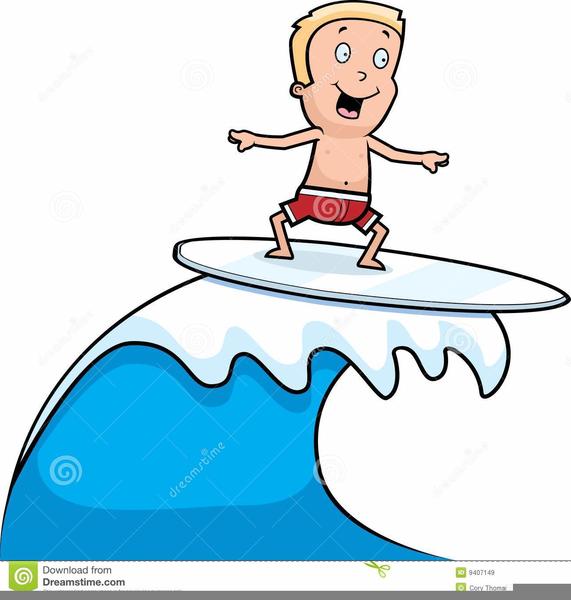 dog surfing clipart free images at clker com vector clip art rh clker com  surfer image clipart