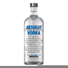 Absolut Vodka Label Image