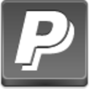 Free Grey Button Icons Paypal Image