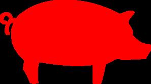 Free Show Pig Clip Art