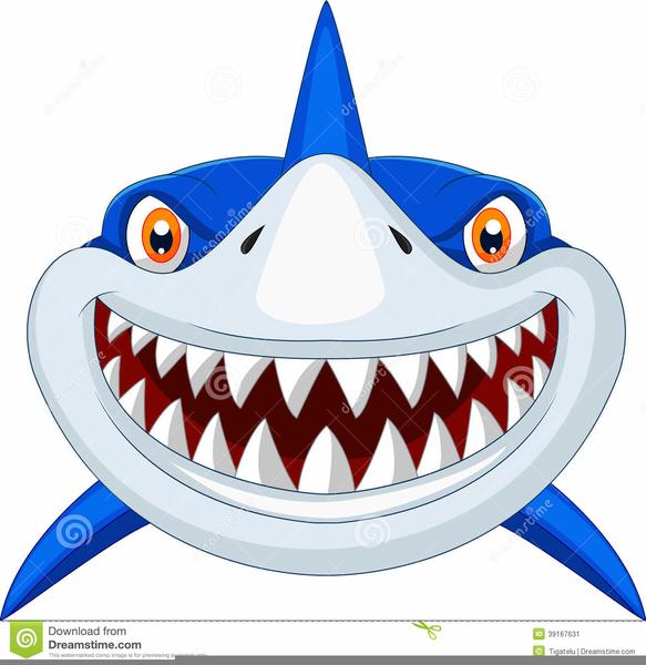 Shark Teeth Images Clipart