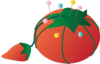 Tomato Pin Cushion Ghg Image