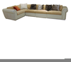 Beige Fabric Sofa Image