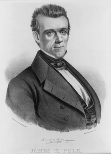 James K. Polk Image