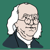 Free Ben Franklin Clipart Image