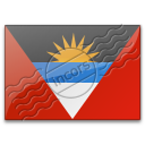 Flag Antigua And Barbuda 7 Image