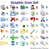 Graphic Icon Set Image
