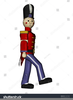 Nutcracker Toy Soldier Clipart Image