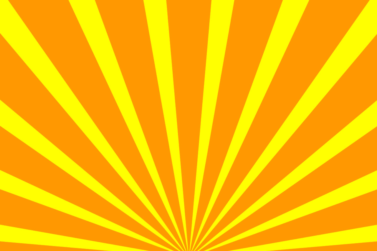 yellow and orange rays vnq free images at clker com vector clip