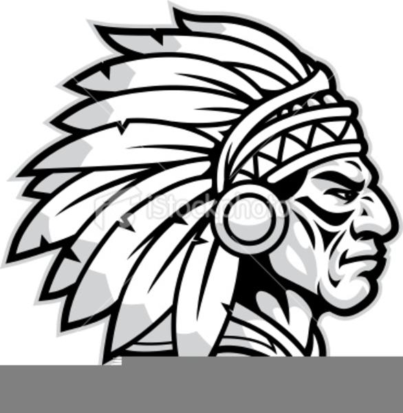 Powhatan Indian Clipart Free Images At Clker Com
