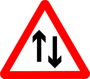 Svg Road Signs 14 Clip Art