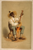 Plantation Banjo Player Image
