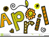 Free Clipart For The Month Of March Image