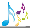 Clipart Music Notes Image