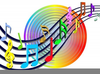 Free Music Notes Clipart Image