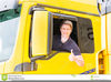 Free Truck Driver Clipart Image