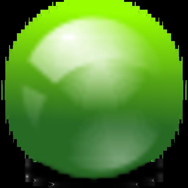 Green Ball Free Images At Clker Com Vector Clip Art