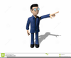 Boy In Suit Clipart Image