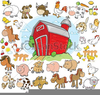 Free Animated Farm Clipart Image