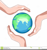 Save The Earth Clipart Free Image