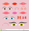 Eyes And Ears Clipart Image