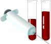 Laboratory Analysis Clip Art