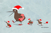 New Zealand Christmas Clipart Image