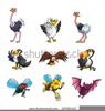 Free Forest Animal Clipart Image