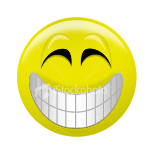 Ist Giant Smiley Big Smile Image