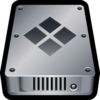 Device Hard Drive Bootcamp Icon Image
