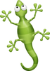 Jungle Bugs Clipart Image