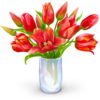 Bouquet Icon Image