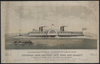 The Great American Steamer, General Washington, The Largest Boat In The World To Be Built And Run On The New National Line, Between New York And Albany  / Drawn On Stone By C. Parsons ; Invented, Designed, And Drawn By Darius Davison, New York. Image
