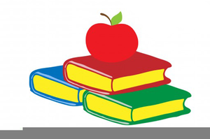 Apple back to school. Clipart free images at