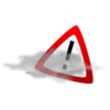 Fog Alert Warning Clip Art