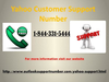 Yahoo Customer Support Number Image