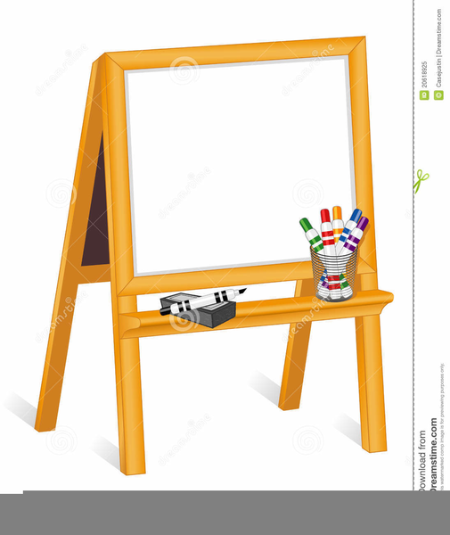 free art easel clipart free images at clker com vector clip art rh clker com art easel clipart black and white Question Mark Clip Art
