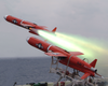 One Of Five Bqm-74 Test Drones Launches From The Amphibious Assault Ship Uss Essex Image
