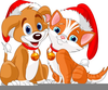 Clipart Cats And Dogs Image